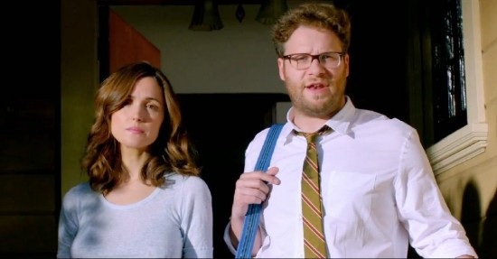 Bad Neighbours Seth Rogen Rose Byrne