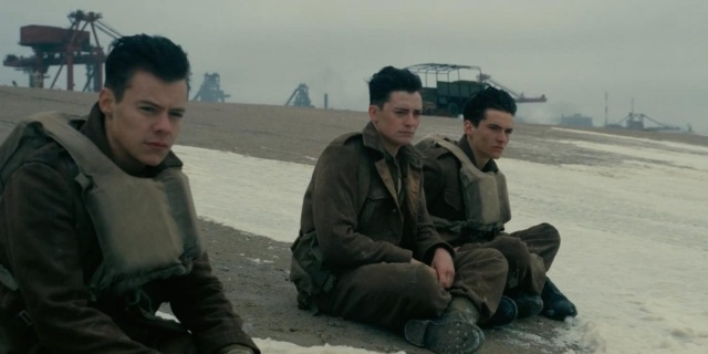 Men-on-Beach-in-Dunkirk