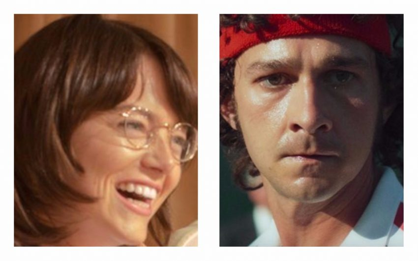 Tennis Trailers: Battle of the Sexes/Borg vs. McEnroe