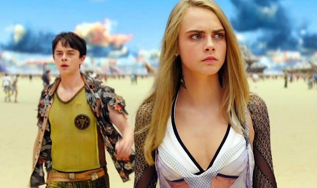 Film review: Valerian and the City of a Thousand Planets