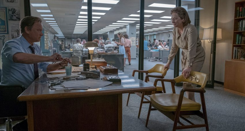 DVD review: The Post