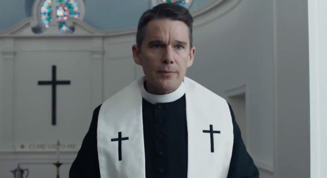 DVD review: First Reformed