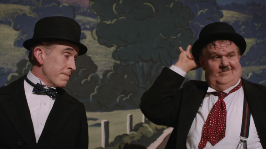 Film review: Stan & Ollie