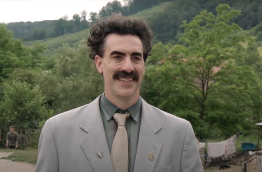 Film review: Borat: Subsequent Moviefilm