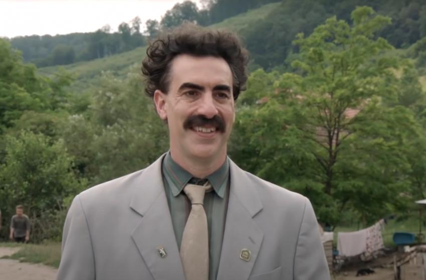 Film review: Borat: Subsequent Moviefilm