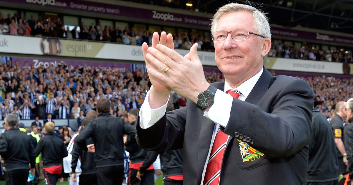 Film review: Sir Alex Ferguson: Never Give In